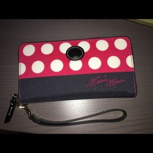 Dooney Bourke Disney Rock Dots Wallet